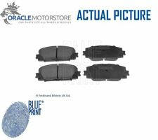 NEW BLUE PRINT FRONT BRAKE PADS SET BRAKING PADS GENUINE OE QUALITY ADT342181
