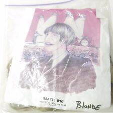 Lacey Costume Wig of New York Beatles Blond Hair Wig Costume - New