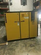 Kaeser Dsd175 200 Hp Rotary Screw Air Compressor
