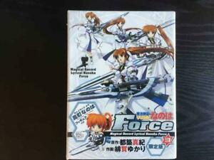 Magical Record Lyrical Nanoha Force 3 with figure