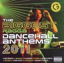 Various - Biggest Ragga Dancehall Anthems 2011