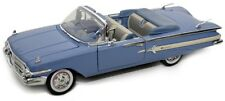 MOTOR MAX 1:18 AMERICAN CLASSICS 1960 CHEVROLET IMPALA CONVERTIBLE Diecast Car