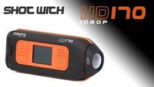 DRIFT HD170 HELMET CAMERA+RECORDER HD 1080p+2 Batteries
