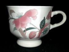 "Mikasa Continental Silk Flowers F3003 - Tea / Coffee Cup - 3 1/4"" Tall x 3 1/2"""