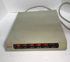 Memorex 5 Outlet Power Center Vtg Transient Voltage Surge Suppressor TVSS1449