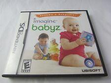 Imagine Babyz Nintendo DS 2007 Complete & Tested
