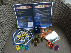 BBC Doctor Who Board Game - Spare Game Pieces & Parts