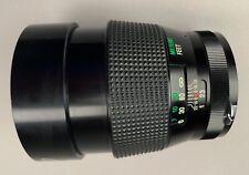 New listing Vivitar Series 1 135mm f 2.3 Lens Nikon F mount