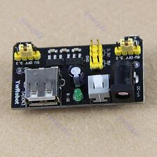 1pc Breadboard Power Supply Module Shield 3.3V 5V MB102 Solderless Bread Board
