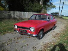 FORD ESCORT MK 1 4 DOOR 1100L HISTORIC VEHICLE 1971 LEFT HAND DRIVE