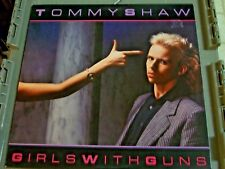 Tommy Shaw Girls with Guns LP 1984 Styx