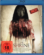 The Shrine , 100% uncut , Blu-Ray , new and sealed , Cult