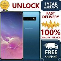 New Samsung Galaxy S10 SM-G973U 128GB Unlocked Smartphone AT&T√T-Mobile√Verizon√