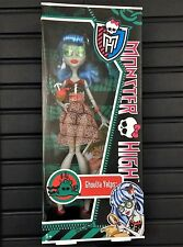 Monster High - Skull Shores Summer Ghoulia Yelps Doll - 2011 Mattel NEW IN BOX