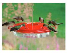 "Audubon Nah1 Plastic Classic Hummingbird Feeder, 8-3/4"", 12 Oz Capacity"