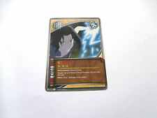 Carte Naruto Chidori rare foil !!!