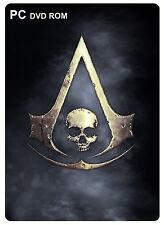 Assassin's Creed IV-Black Flag (Skull Edition) (PC, 2013) Steelbook alemán