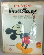 THE ART OF WALT DISNEY FROM MICKEY MOUSE TO THE MAGIC KINGDOMS SIGNED CHARLES ??