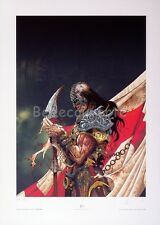 Affiche BD CROISADES XAVIER 50x70 cm