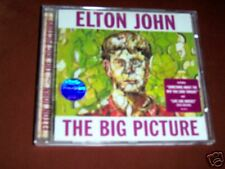 "ELTON JOHN  - ""THE BIG PICTURE"" N.MINT 1997  UK CD"