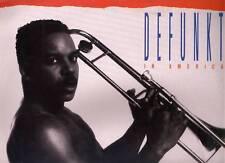 DEFUNKT raro disco LP 33 giri IN AMERICA  made in ITALY funky jazz