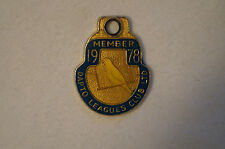 Collectable - Dapto Leagues Club - Members Badge - Vintage - 1978.
