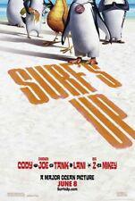 Surf's Up - original DS movie poster - Animated