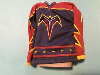2003 2004 Pacific Head Up Hockey Mini Sweaters Ilya Kovalchuk - Thrashers