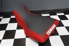 Yamaha Grizzly 660 Red Sides Logo Seat Cover #yz89kya89