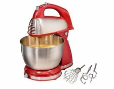 NEW Mixer 4 Qt Kitchen Food Dough Blender Commercial Speed Bakery Stand