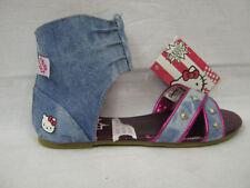Calzado de niña sandalias azul