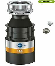 InSinkErator Model 46 Sink Food Waste Disposer | ISE Disposal Unit & Air Switch