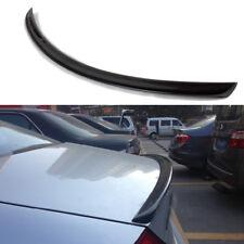 Fit for Mercedes Benz CLS350 CLS550 CLS63 Rear Trunk Spoiler Wing Carbon Fiber