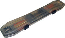 Mtm Traveler Bolt Case 6 Crossbow Bolt up to 24.25In Clear Smoke