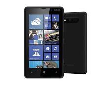 Nokia Lumia 820 - 8GB - Black (Unlocked) 4G Smartphone - Excellent Condition