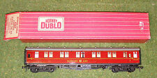 HORNBY DUBLO OO/HO GAUGE RAILWAY 4078 COMPOSITE SLEEPING CAR B.R --- LIMA