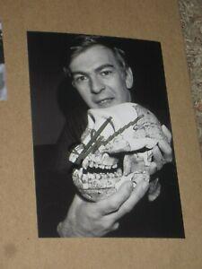 DONALD JOHANSON Signed 4x6 LUCY Photo AUTOGRAPH 1C