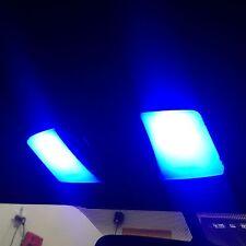 T10 SMD 3W super blue LED bulb/globe for Nissan 370Z interior roof lights