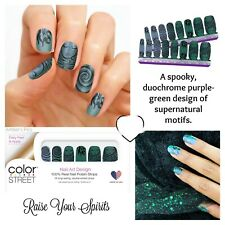 Raise Your Spirits 🦄Retired~ Color Street Nail Polish Strips Color-Halloween
