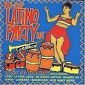 Non-Stop Latino Party Mix, Various Artists, Very Good Import