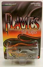 1969 '69 FORD MUSTANG BOSS 429 FLAMES SERIES GREENLIGHT GL DIECAST VERY RARE