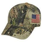 CAP - WLS-500 Wildlife Series, Mossy Oak Break-up Country/Flag, A