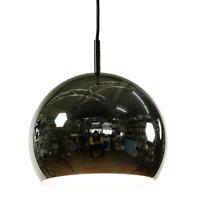 Chromkugel Pendel Leuchte Ø 26 cm Hänge Lampe Vintage 70er Jahre