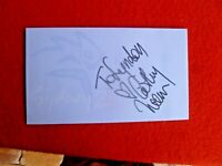 OLYMPIC GAMES GOLD MEDALIST  CATHY FREEMAN SIGNED SYDNEY 2000 COVER