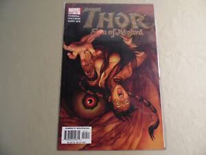 Thor Son of Asgard #10 (Marvel 2005) Free Domestic Shipping
