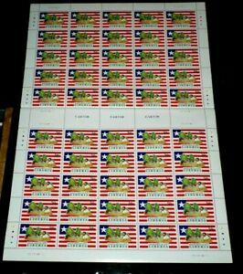LIBERIA #1150, 1991, SPACE, ALL LIBERIA CONFERENCE, SHEET/50, MNH, NICE LQQK