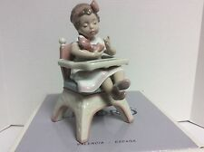 Lladro #6299 Little Bear Figurine - Original Box
