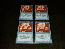 MTG 1x Revised blue rare LP German FBB Serendib Efreet - ships w/ tracking