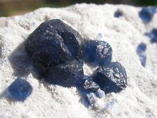 Superbe fluorine bleue sur gangue !