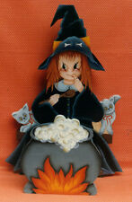 """""""Winnie The Whimsical Witch"""" Pattern Packet by Anne Bliss~OOP"""
